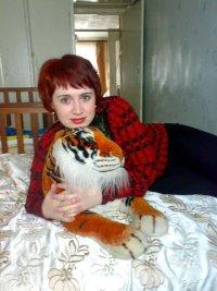Ольга Марченко, 28 сентября 1983, Новосибирск, id77741905